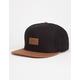VANS Blackout Starter Mens Snapback Hat