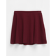 H.I.P. Rib Girls Skater Skirt