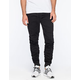 UNCLE RALPH Bungee Mens Twill Jogger Pants