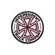 INDEPENDENT Cross Sticker