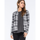 HURLEY Wilson II Womens Plaid Shirt