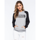 YOUNG & RECKLESS Bar Circle Womens Hoodie