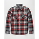 RVCA Highland Mens Flannel Shirt