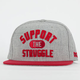DGK Support Mens Snapback Hat