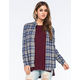 VANS Laurel Womens Flannel Shirt