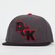 DGK Stagger Mens Snapback Hat