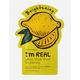 TONYMOLY I Am Real Lemon Brightening Sheet Mask