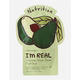 TONYMOLY I Am Real Avocado Nutrition Sheet Mask