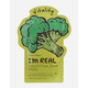 TONYMOLY I Am Real Broccoli Vitality Sheet Mask