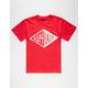 ASPHALT YACHT CLUB Diamond Logo Boys T-Shirt
