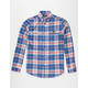CATCH SURF Blackburn Mens Flannel Shirt