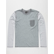 HURLEY Winterlight 3 Mens T-Shirt
