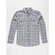 HURLEY Dayton Mens Flannel Shirt