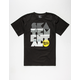 SKATE MENTAL Stacker Mens T-Shirt