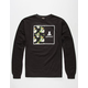 ASPHALT YACHT CLUB Forbidden Jungle Mens Sweatshirt