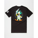 NEFF x The Simpsons Krusty Doll Mens T-Shirt