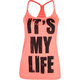 FULL TILT It's My Life Womens Tank