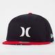 HURLEY Icon Regional USA New Era Mens Snapback Hat