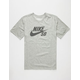 NIKE SB Dri-FIT Reflective Icon Mens T-Shirt