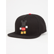 NEFF Disney Collection Mickey Blocks Mens Snapback Hat