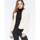 VANS Hammersmith Womens Faux Fur Jacket