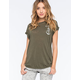 HURLEY Easy Living Womens Tee