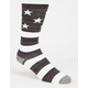 BLUE CROWN Americana Mens Socks