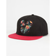 NEFF Disney Collection Astro Floral Mickey Mens Snapback Hat