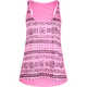 FULL TILT Ethnic Neon Womens Tank