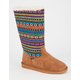 BEACH FEET Boho Womens Boots
