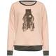 FULL TILT Bear Forest Girls Sweatshirt