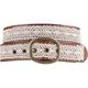 Crochet Overlay Belt