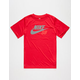 NIKE SB Logo Dri-FIT Boys T-Shirt