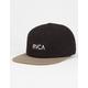 RVCA Revere Mens Strapback Hat