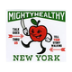 MIGHTY HEALTHY Real Talk Sticker