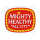 MIGHTY HEALTHY Malt Sticker