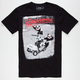 RIOT SOCIETY Pandamonium Mens T-Shirt