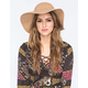Braided Band Womens Floppy Hat