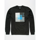 RVCA Observation Mens Sweatshirt