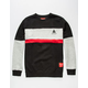 AYC Quilted Block Mens Sweatshirt