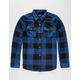 O'NEILL Superfleece Glacier Check Mens Flannel Shirt