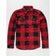 O'NEILL Superfleece Glacier Check Mens Flannel Shirt
