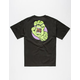 SANTA CRUZ x Marvel Hulk Hand Mens T-Shirt