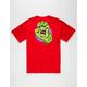 SANTA CRUZ x Marvel Hulk Hand Mens T-Shirt