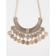 FULL TILT Coin Statement Necklace