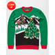Reindeer Light Up Ugly Christmas Sweater