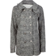 HURLEY Winchester Womens Peacoat