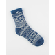 UGG Fair Isle Womens Fleece Lined Socks