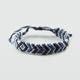 BLUE CROWN Friendship Bracelet