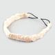 FULL TILT Crochet Mesh Flowers Headband